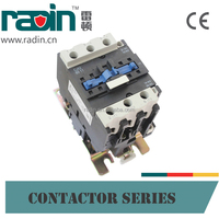 Professional Magnetic Electrical AC Manually Modular Contactor