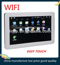 high quality tablet pc supplier, 7inch china no brand mini projector for tablet pc