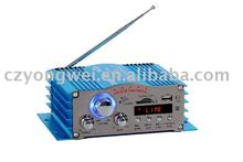 YW-301 USB / SD / FM car amplifier power amplifier module for speaker