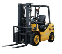 epa forklift trucks motor grader with 1070mm fork