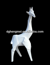 resin animal figure for home decoration