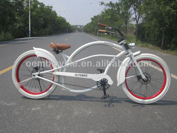 China made New style 24inch fat tire chopper bike bycicle