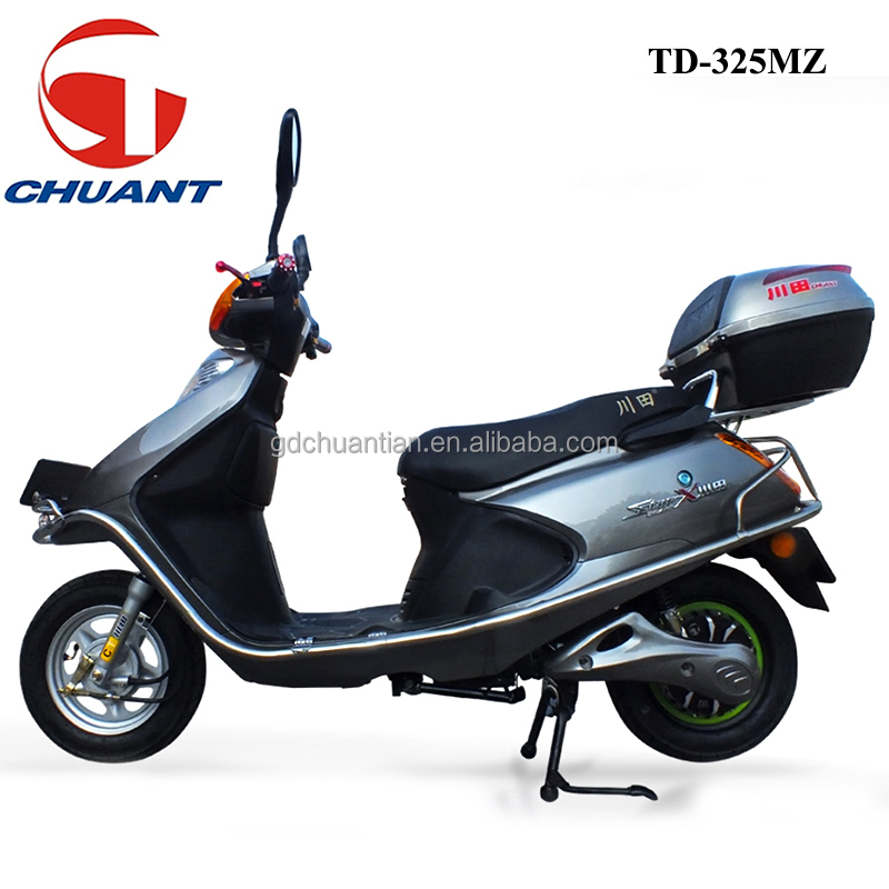 Dongguan Chuantian TD325MZ outdoor green power electric motorcycle