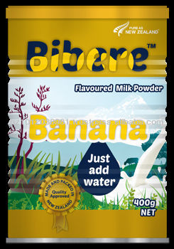 Flavour Milk Powder Banana Orange Vanilla Berry & Kiwi Fruit milk powder flavor