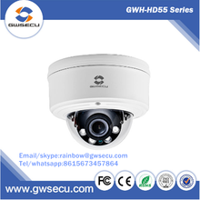 GWSECU project vandal proof security ip camera h.265 poe 2mp 60fps