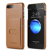 CASESHIP Luxury Leather Case For iphone 6 6s 7 7 Plus Case For True Leather In Retro Vintage Style Card Cover For Iphone 6 7