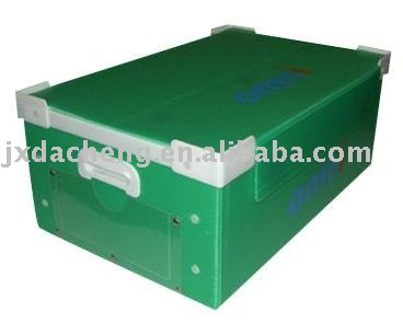 Plastic PP Tool Box With Cover