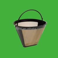 New Design Cone Coffee Filter Stainless