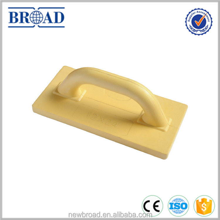 Forging bricklaying trowel for construction tool