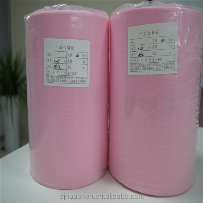 China factory medical and hygienic product Polypropylene spunbond Nonwoven fabric