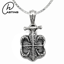 Custom Made Celtic Jewelry Making Square Crosses Charm Pendant