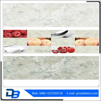 Kitchen colorful acid-resistant professional ceramic wall flowers tile