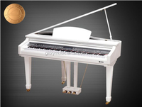 musical instrument, keyboard, 88 keys white digital piano MLP-8000W