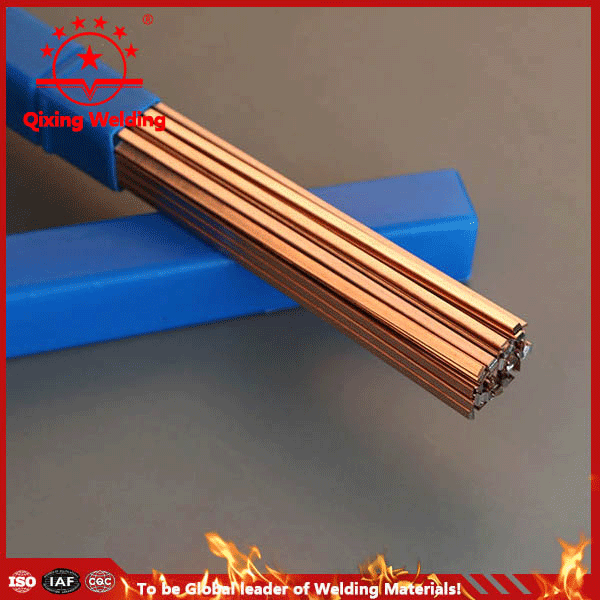 China supplier Phos Copper brazing alloys weld wire bar price per kg