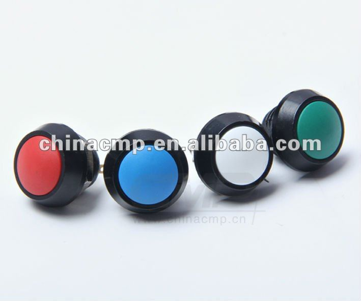 12MM Inching button switch