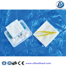 sterile surgical basic dressing pack disposable dressing set wound dressing