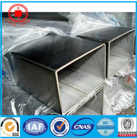Cold Rolled Rectangular Pipe for Handrail/ ASTM AISI Stainless Steel Welded pipe