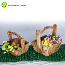 Chinese traditional handicraft no pollution natural indoor wooden decoration