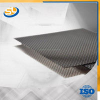 SS316 stainless steel wire mesh screens for security window and door