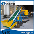 High performance China supply good quality plastic hdpe recycling equipment