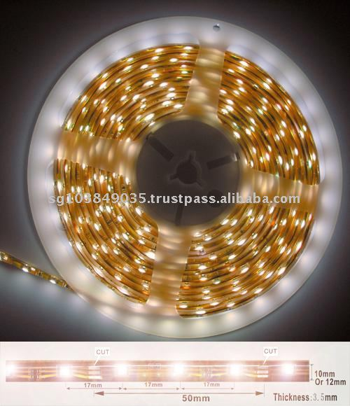 LED flexible strip SMD3528 ribbon