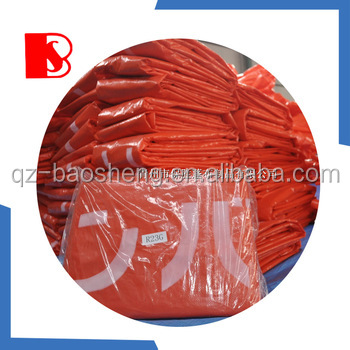 Plastic HDPE Tarpaulin for Ground Cover, Ground Cover Tarpaulin