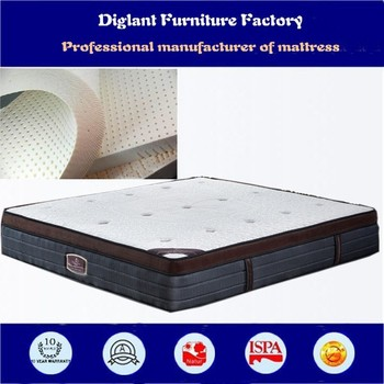 sweet dreams cooling latex foam mattress