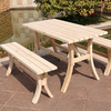 Wooden Outdoor Furniture China