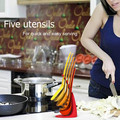 FDA Certification and Eco-Friendly Feature kitchen utensil sets