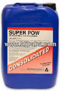 SUPER POW Toilet Bowl Anti Bacterial Cleaner