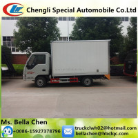 1000-15000kg cheap price JAC mini delivery van sale