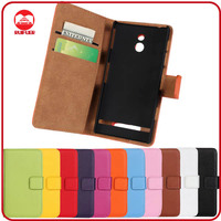 RF Manufacturer Book Style Pouch Pocket Stand Wallet Flip Premium Leather Back Cover for Sony Xperia P Lt22i Case