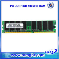 Manufactured goods of taiwan desktop 400mhz ddr 1gb ram