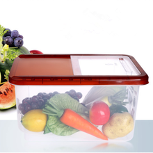 Best selling household items food grade PP <strong>rice</strong> and various food transparent storage boxes