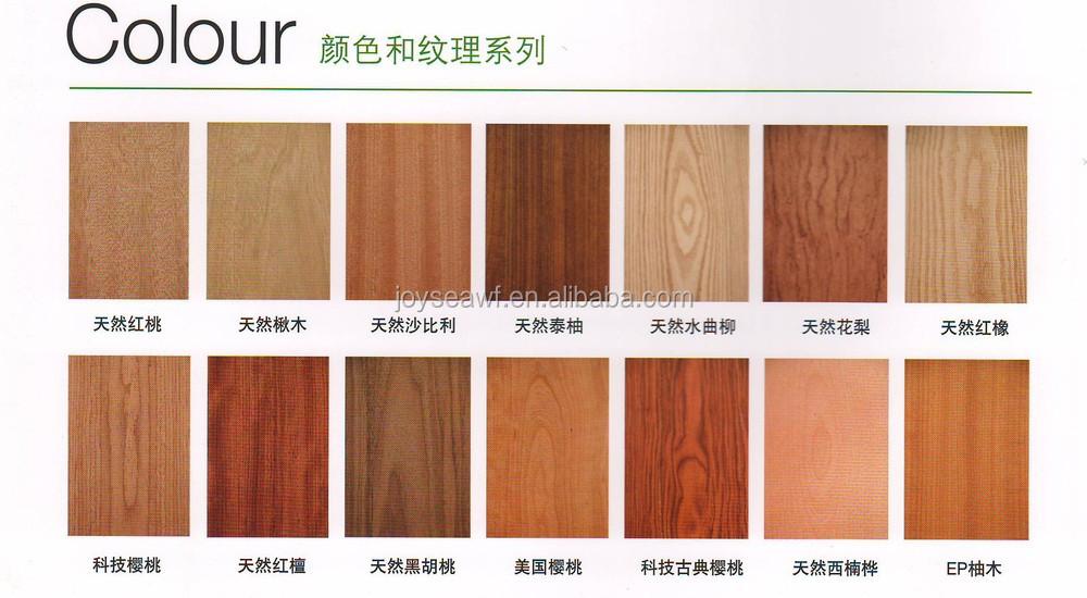 Wood Veneer Okoume Veneer High Quality Mahogany Veneer