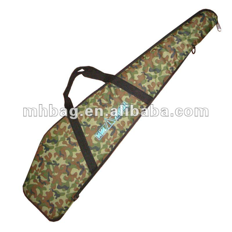 camo hunting gun bag