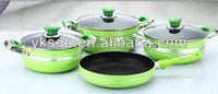 wholesale porcelain enamel cookware, non-stick cookware set , kitchenware and cookware