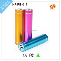 New fast charging power bank 6600mah Super Slim Power Bank for Tablet PC