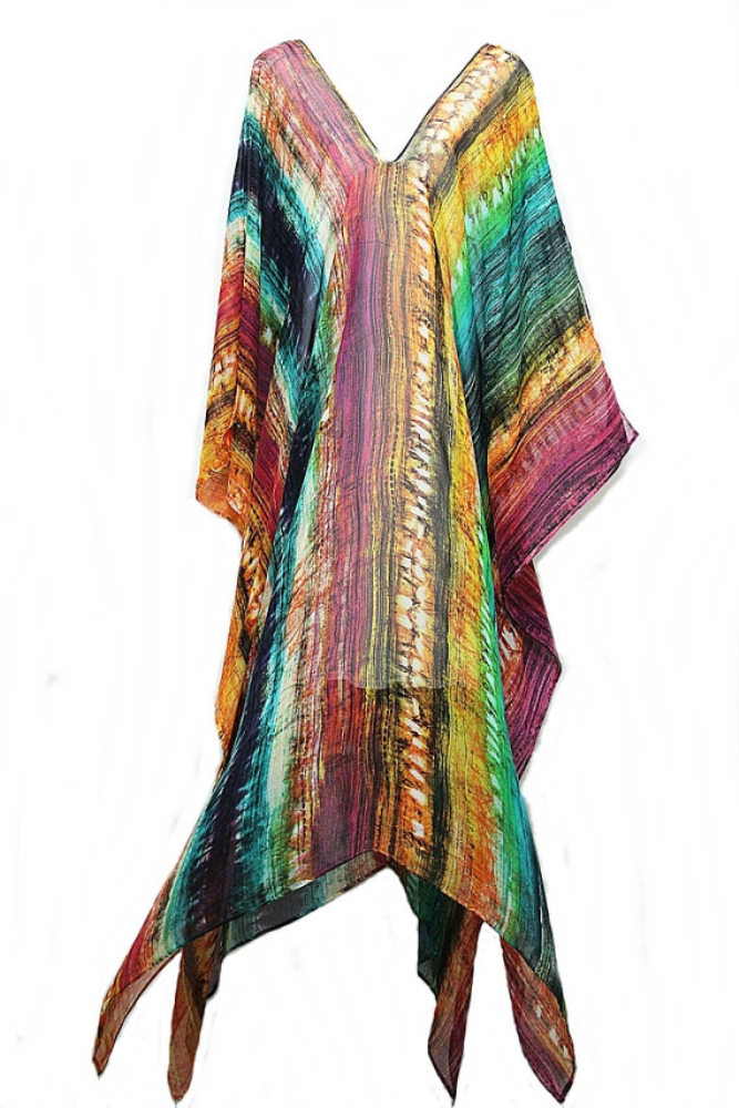 Indonesia Latest Design Women Maxi Dress silk Kaftan