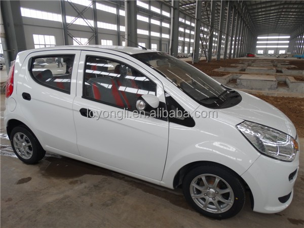 new vehicle products 4x4 zhong tong solar electric car