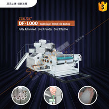 Three Layer Stretch Film Making Machine