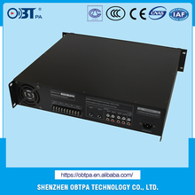 Best selling products 2017 OBT-6154 150W 4 channel power amplifier