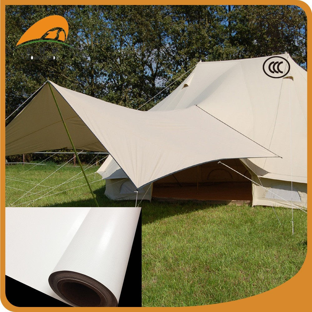 Waterproof tarpaulin fabric design for wedding tents, awning,truck cover.,ect