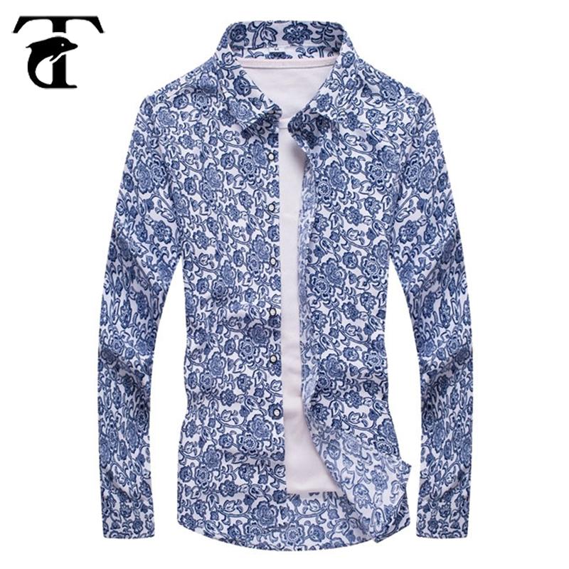 Wholesale patterned shirts men - Online Buy Best patterned shirts ...