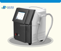 CE approved portable diode laser hair removal 808nm used beauty salon/800w diode laser with big spot size permanent hair removal