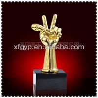 Singer Award\ Music Trophy\Art Gift