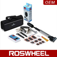 Bicycle repair kit bike tool set