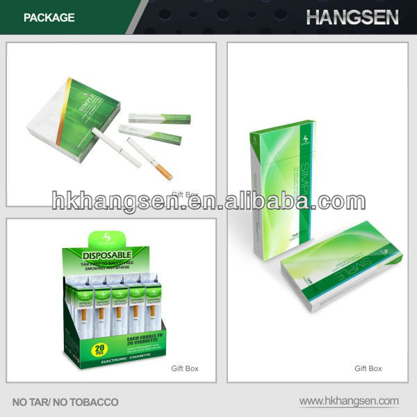 500 puffs disposable e cig with over 300 Hangsen flavors - Hangsen holding co ltd