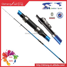 Tele Carbon Fishing Rods With Foldable Guides For Telescope