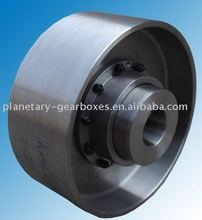 NGCLgear coupling with brake disc Drum toothed coupling